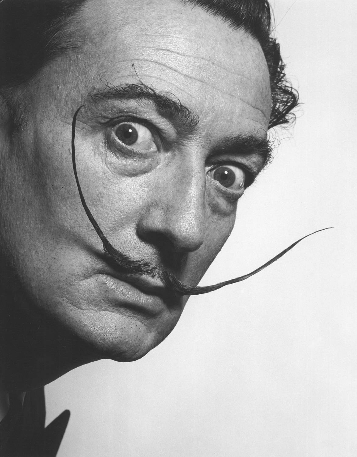 Salvador Dali On The Sacred Aspect Of Mustaches