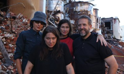 The Breeders new album All Nerve