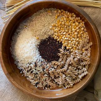 Rice, Pasta & Grains