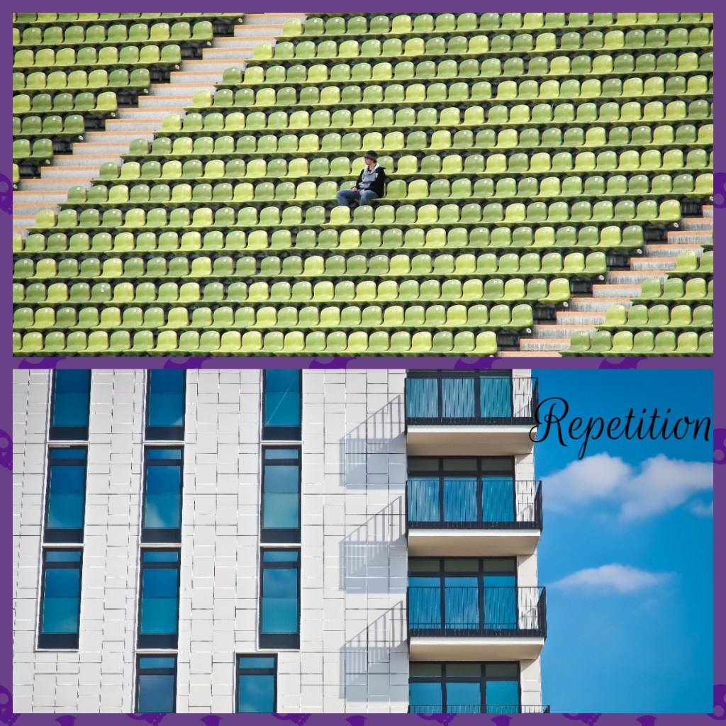 Repetition - Composition in Photography