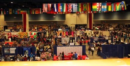 Raleigh International Festival