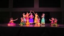 Semi classical Indian dance