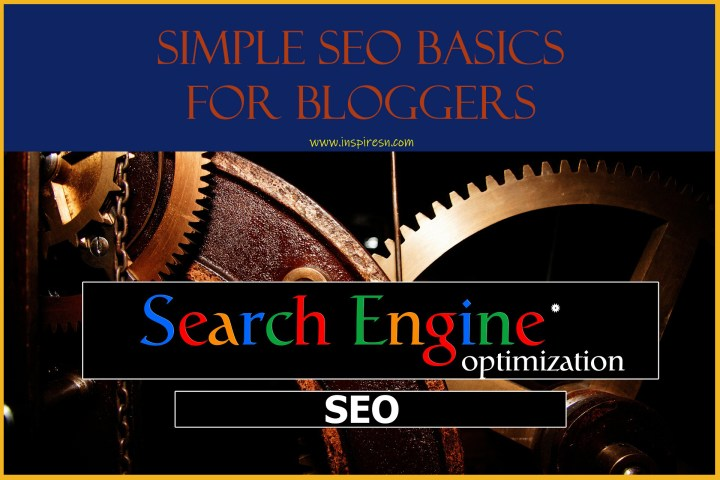 Simple SEO basics for bloggers
