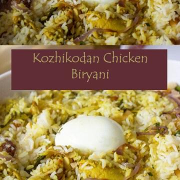 Kozhikodan Chicken Biryani