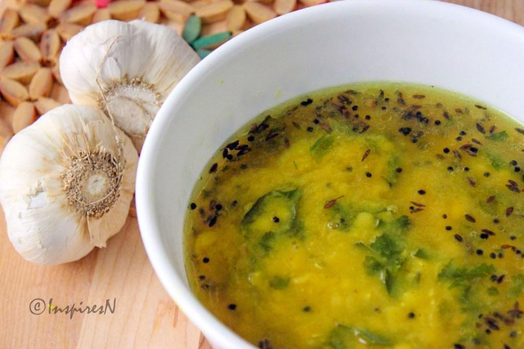 Phiki Dal Mild Lentil Soup