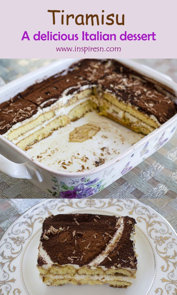 Tiramisu  Italian dessert