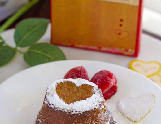 hot choco lava cake