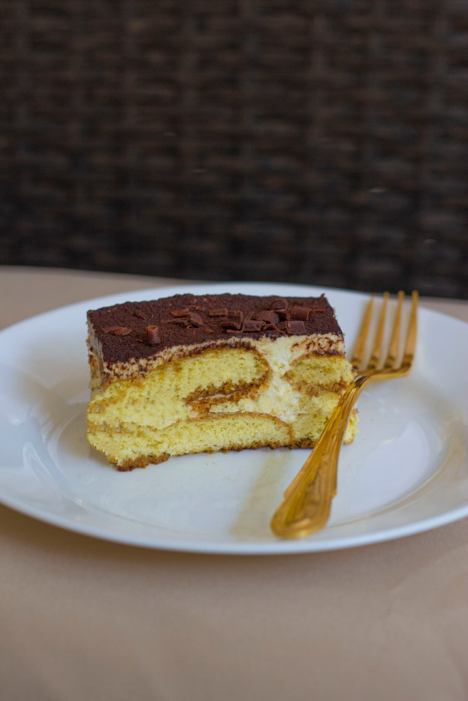Tiramisu Recipe with Eggs