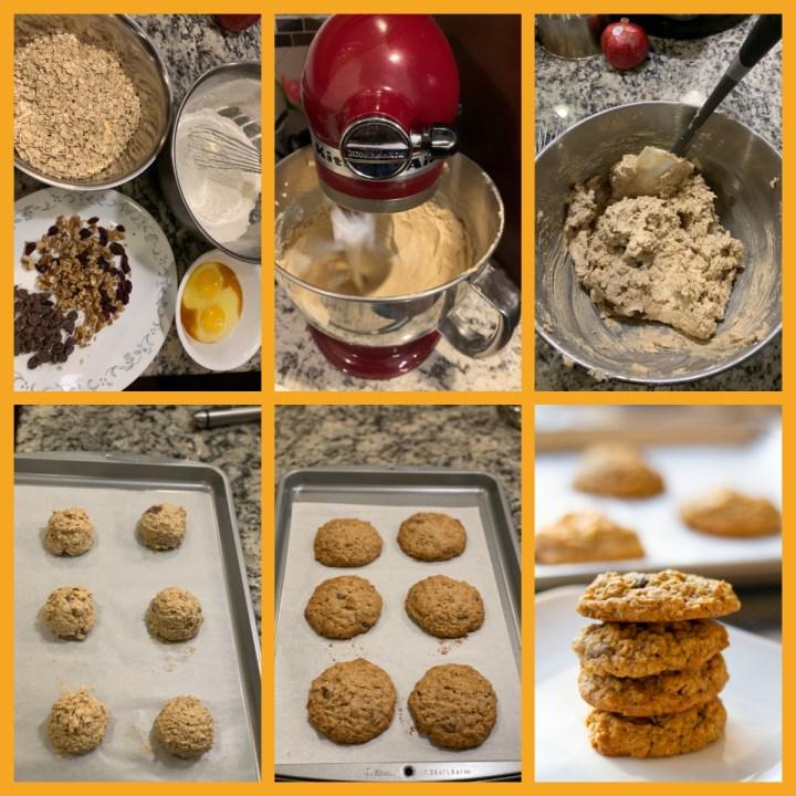 Best Oatmeal raisin Chocolate Chip Cookies