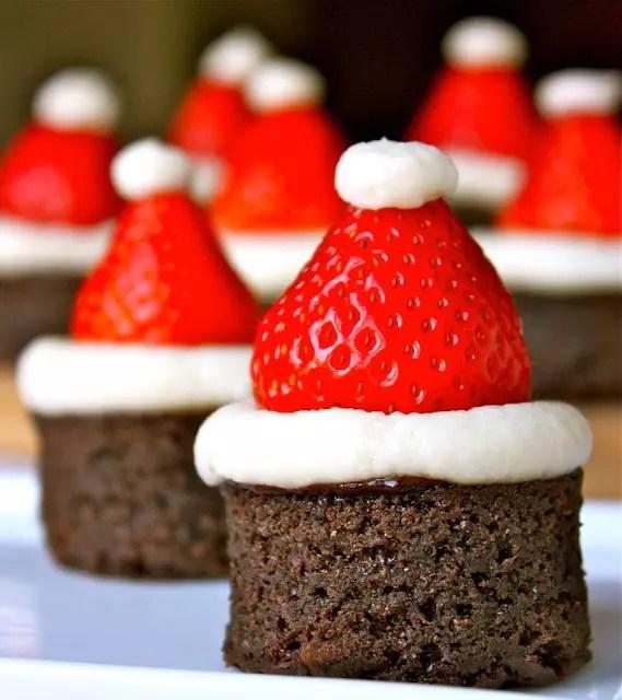 Como fazer Brownie para o Natal