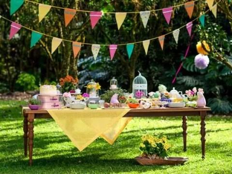 Como organizar uma festa de aniversário infantil nas férias?
