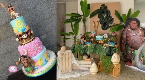 Festa Moana: Mais de 50 ideias para decoração