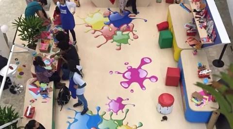 "Casa do Futuro"" celebra os 30 anos do Shopping Lar Center"