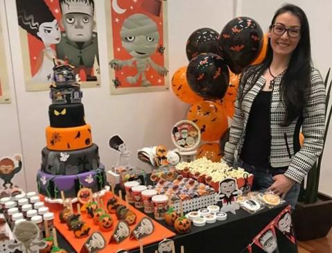 Festa Infantil no tema Monstrinhos – Lançamento FestColor em parceria com a Universal