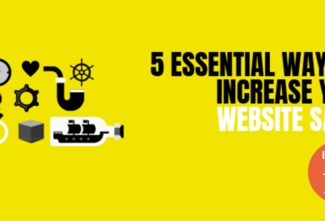 how to increase your website sales
