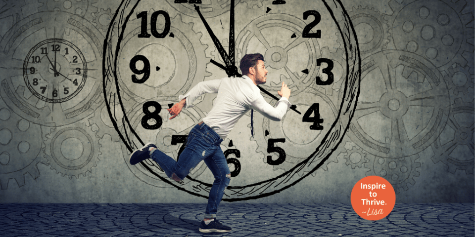 Time You Spend in Your Business