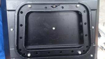 Base plate custom untuk bracket GIVI