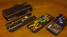 Tool set melengkapi fungsi maksimal