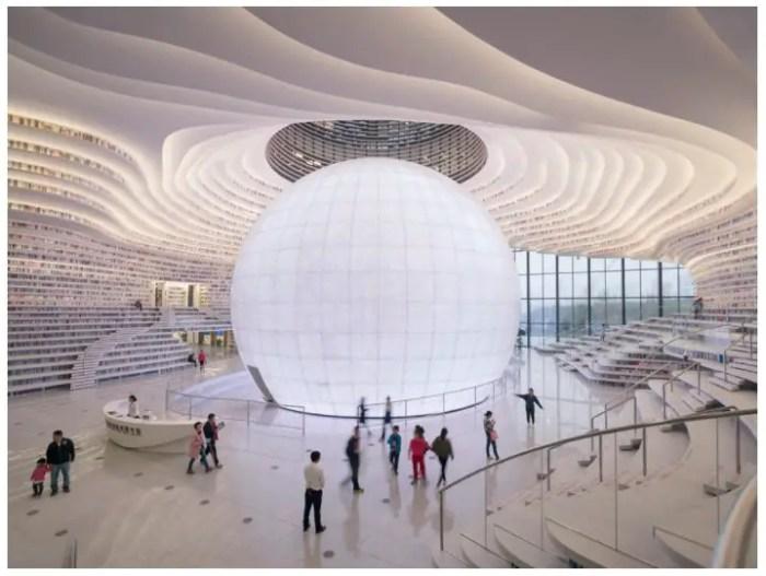 perpustakaan, perpustakaan terbesar di dunia, perpustakaan keren