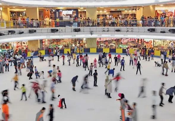 Info Harga Tiket Masuk Ice Skating Taman Anggrek Jakarta ...