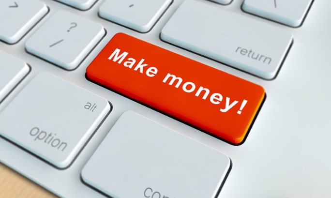 kumpulan cara mendapatkan uang dari internet dengan cepat bagi pemula tanpa modal (gratis). Menghasilkan duit dollar yang banyak tak pernah semudah ini