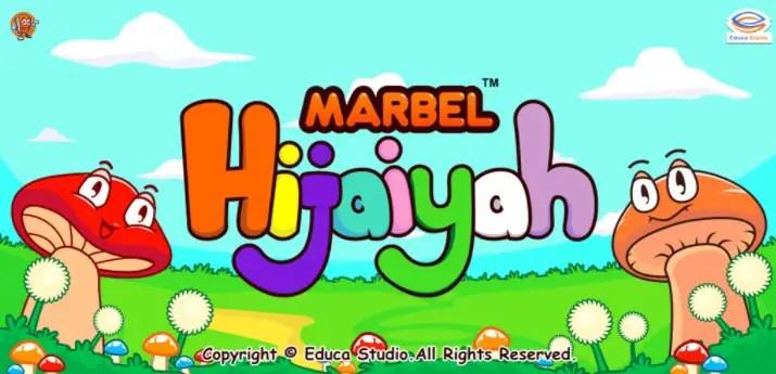 belajar huruf hijaiyah anak dengan game android marbel huruf hijaiyah