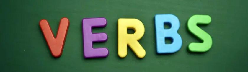 kata kerja bahasa Inggris dan contoh kalimat