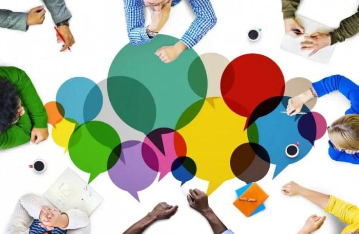 unsur unsur komunikasi - pesan komunikasi