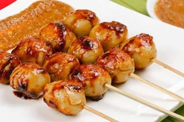 Cilok - makanan khas sunda enak banget