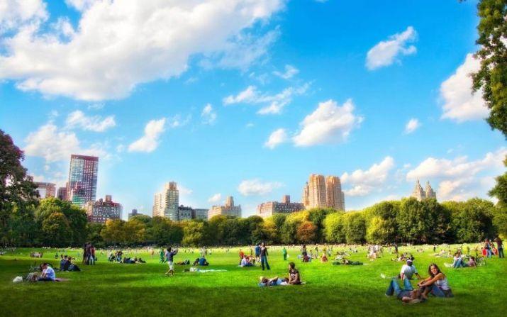 tempat wisata di inggris Hyde Park