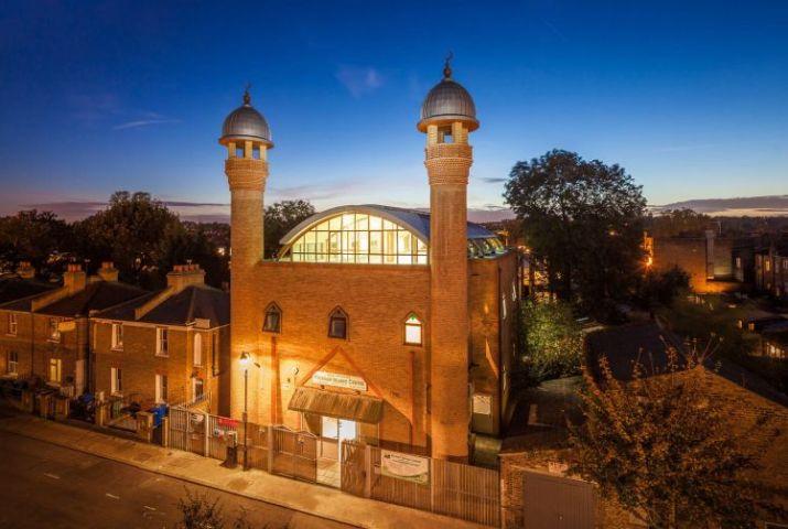 tempat wisata di inggris New Peckham Mosque
