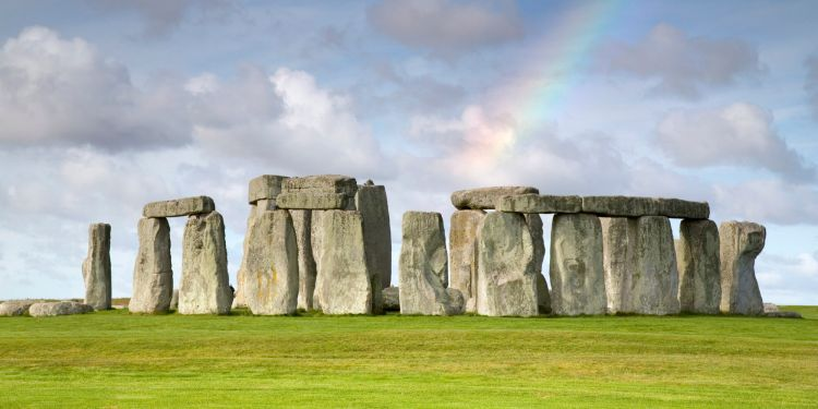 tempat wisata di inggris Stonehenge