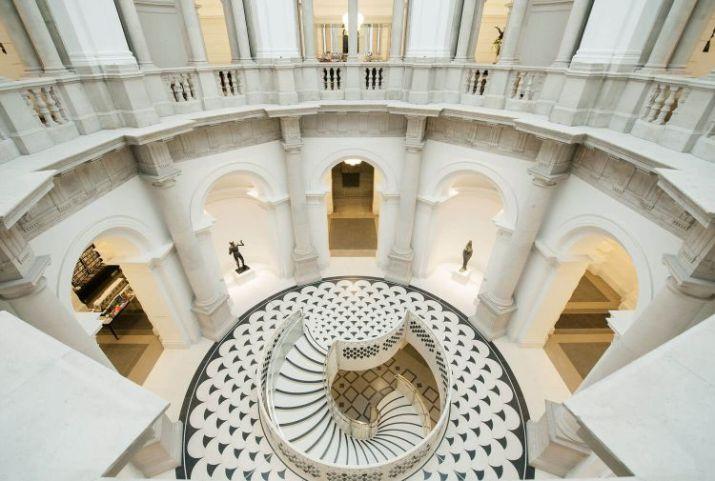 tempat wisata di inggris Tate Modern dan Tate Britain