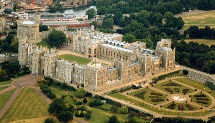 tempat wisata di inggris Windsor Castle