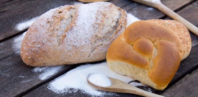 fungsi garam untuk membuat roti