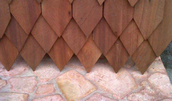 jenis genteng kayu uli