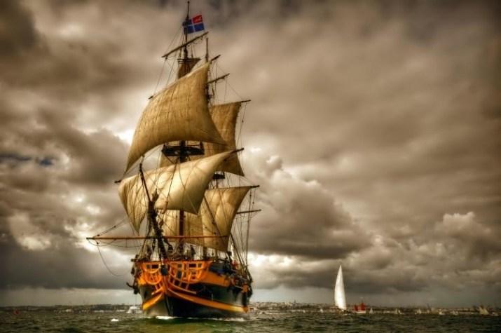 manfaat kayu jati untuk kapal