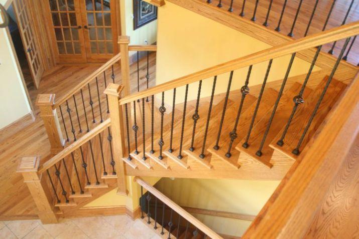 manfaat kayu jati untuk tangga