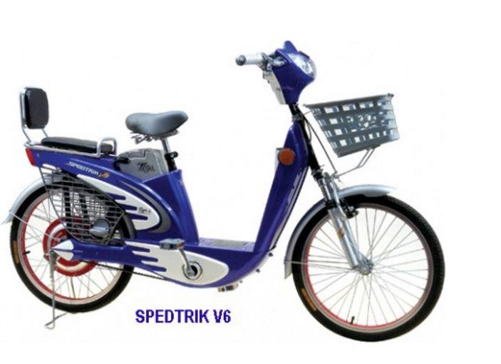 sepeda listrik tiger v6