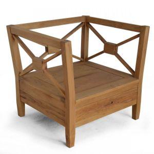 gambar kursi kayu jati minimalis