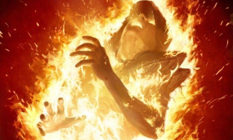 hikmah beriman kepada hari akhir azab neraka