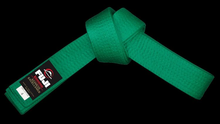 tingkatan sabuk karate hijau
