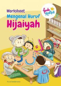 Belajar Huruf Hijaiyah Worksheet-page-001