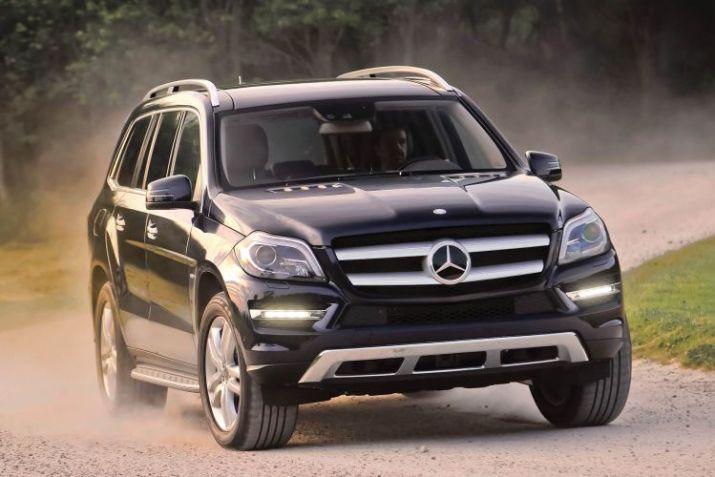 Mobil Offroad Mercedes-Benz GLClass