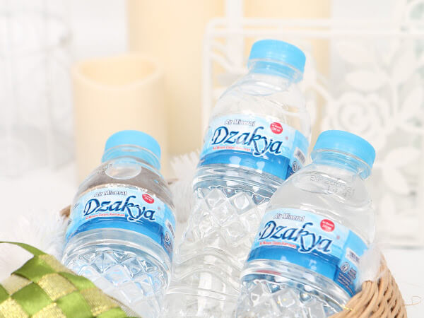 air mineral muslim terbaik sesuai syariat