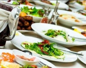 catering bandung jawa barat menu prasmanan