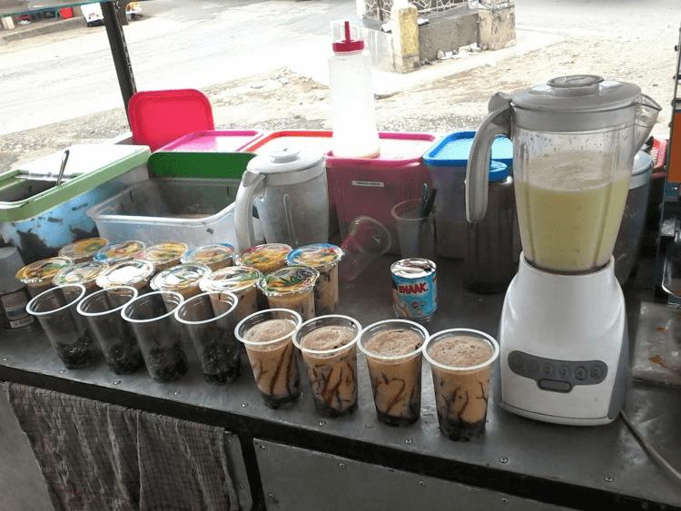 franchise minuman Cappuccino Cincau