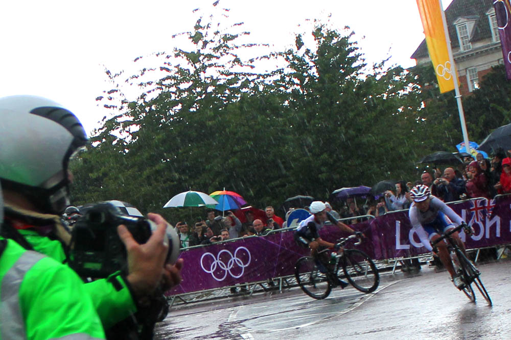 Olympic Cycling Road Race - Women (3/5)