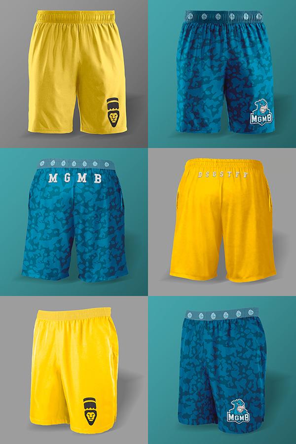 Download #Updated 18+ Free Jersey Mockup PSD and Sports Kits Mockup PSD