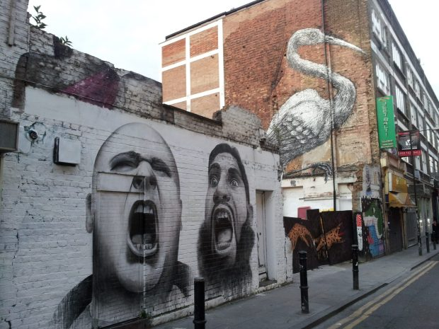 Angry Extremists of Hanbury Street